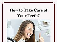 How to Take Care of Your Teeth.pdf