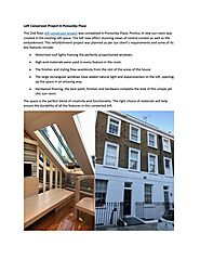Loft Conversion Project In Ponsonby Place