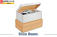 Custom Shoe Boxes