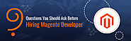 How to Hire a Dedicated Magento Developer for Your eCommerce Project