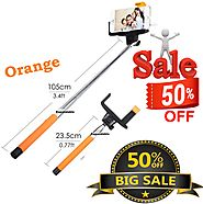 Best Monopod Selfie Stick With Bluetooth