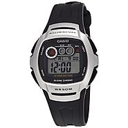 Buy Casio Youth Silver Dial Men's Watch Online Dubai | Men's Casio Watches Online UAE | Men's Watches Online Shopping...