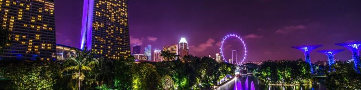 Headline for Top 5 Things to do When Singapore Gets Dark – Live it Up after Sundown