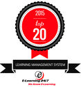 G-Cube's WiZDOM Ranked 18 in - Top 20 Learning Management Systems of 2015