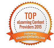 G-Cube Named Among Top 10 e-Learning Content Development Companies of 2015