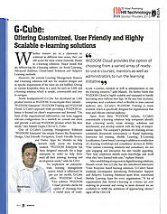 G-Cube Included In 20 Most Promising HR Technology Solution Providers In India By CIO Review