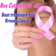 Buy Cytotam 20 mg – Buy Cytotam 20 mg (Tamoxifen), Tamoxifen is used to prevent or treat breast cancer and to treat i...