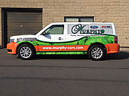 Vehicle Wraps Fort Worth | Palo Pinto Graphics