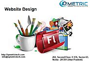 Iqmetrics Technology – The best interactive website design & redesign services, Noida, India