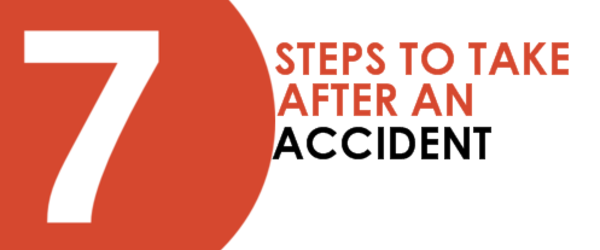 Headline for 7 Steps To Take After You've Been In An Auto Accident
