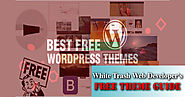 A Guide to Finding The Best Free Wordpress Themes - Sean Gugerty