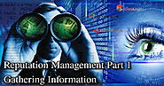 Reputation Management Information Gathering Part 1 - US Support LLC