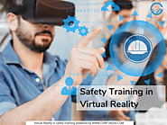 Virtual Reality in Safety Training | CHRP INDIA Pvt. Ltd.