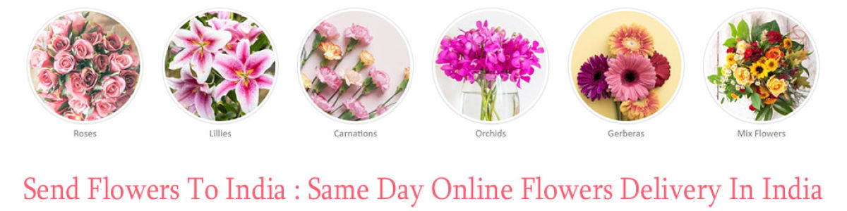 Headline for Fresh Flowers Delivery In Gurgaon