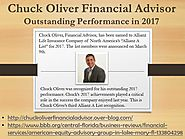 Chuck Oliver Financial Advisor – Outstanding Performance in 2017 – Charles Oliver Financial Advisor | Info