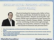 Charles Oliver Financial Advisor - About Family