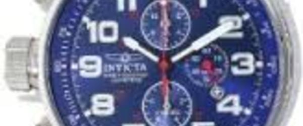 Headline for Invicta Left Handed Watches