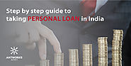 4 step guidance to take personal loan in India - Personal Finance