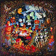 Monsters Night Out Jigsaw Puzzle - Puzzle Haven