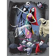 Ceaco Disney's Nightmare Before Christmas Halloween Puzzle - Puzzle Haven