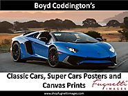PDF on Classic Cars, Super Cars Posters and Canvas Prints