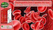 Herboglobin Iron Capsules Review Best Treatment for Low Hemoglobin