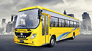 Eicher Skyline pro School Buses in India