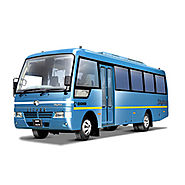 Best Tourist Buses in India - Eicher Skyline Limo