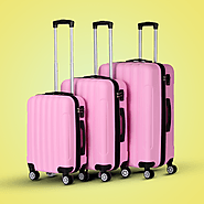 Ubuy Bahrain Online Shopping For Luggage and Travel Gear in Affordable Prices.