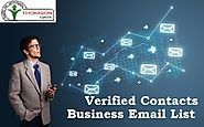 Business Services Industry Mailing List