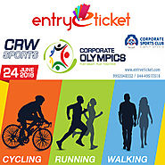 CRW Sports - Corporate Olympics in Chennai | Online Registration by Entryeticket