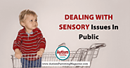 Dealing with Sensory Issues in Public - Autism Parenting Magazine