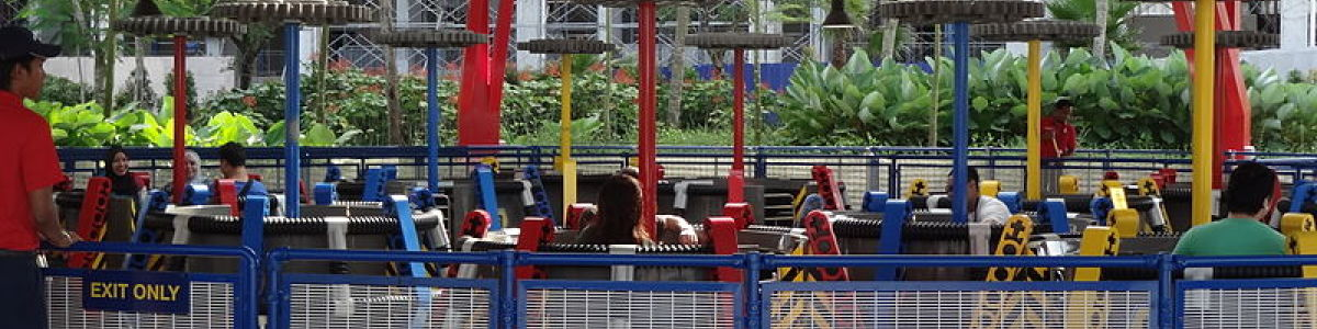 Headline for Top Rides at Legoland in Johor Bahru – Are you ready for fun and excitement?!