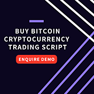 Buy Bitcoin Trading Script | Cryptocurrency Trading Script Now !