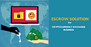 Is Escrow Binded Application Secure For Cryptocurrency Exchange Business Website ?