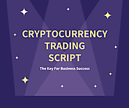 Cryptocurrency Trading Script| Bitcoin Trading Software