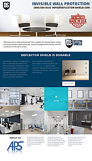 Deflector Shield — The wall protection systems