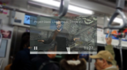 Google Glass: Designkonzept für Twitter & YouTube