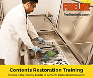 Complete Contents Restoration Training | Fireline