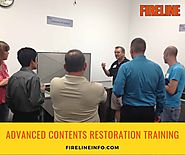Advanced Contents Restoration Training