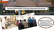 Contents Restoration Training & Education