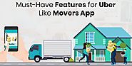 Uber For Moving – A Complete Guide For Packers & Movers App Development