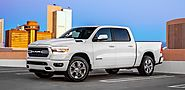 2019 RAM 1500 from a Dodge Ram Dealership in Las Cruces, NM: The Light Pickup Truck that is Luxuriously Tough