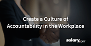5 Strategies to Create a Culture of Accountability in the Workplace