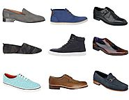 5 Types Of Shoes For Men: Types Of Shoes Every Man Must Have