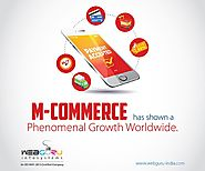 How Can M-Commerce Apps Help Your Business - An Infographic
