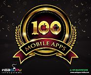Celebrating A Milestone Of Building 100 Mobile Apps!
