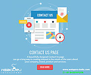 How to design your contact us page in 10 possible ways?