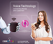 How Voice Technology is Connecting Brands and Customers