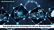 Blockchain application development company | Blockchain development service | Blockchain development company